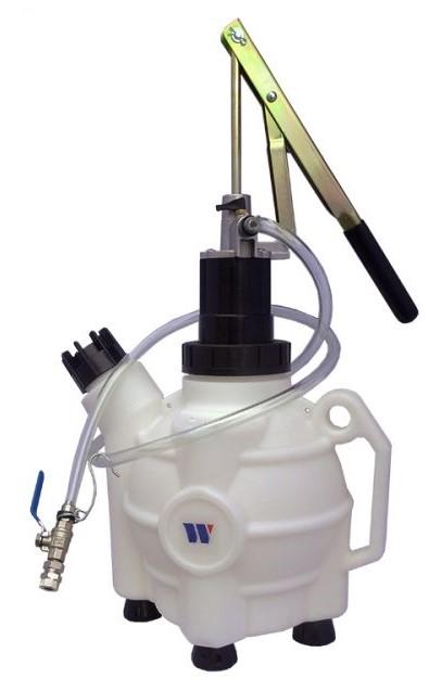 Versnellingsbak oliepomp (ATF) 9,5 liter